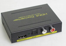 1080P Audio Extractor Converter Splitter HDMI TO HDMI Optical SPDIF + RCA L/R