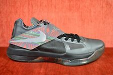 official photos 8c9f7 6abdd CLEAN Nike Zoom KEVIN DURANT KD IV 4 BHM BLACK HISTORY 530960-001 Size 8.5
