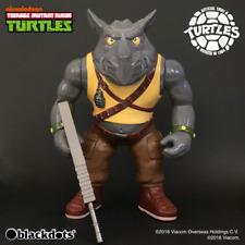 Blackdots Teenage Mutant Ninja Turtles Super Vinyl Collectible Rocksteady Sofubi