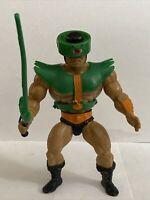 Vintage TRI-KLOPS action figure COMPLETE MOTU HE-MAN 1983 RARE Wave 2
