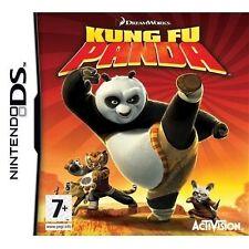 Dreamworks Kung Fu Panda Bear (Nintendo DS, 2008) Video Game