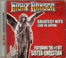 NIGHT RANGER - GREATEST HITS LIVE IN JAPAN - CD - NEW