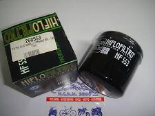 FILTRO OLIO HIFLO HF553 BENELLI TNT Sport 1130 2005-2008