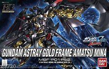 Gundam Seed Astray 1/144 HG #59 Astray Gold Frame Amatsu Mina Model Kit Bandai