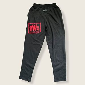 Vintage NWO WCW 1998 NEW WORLD ORDER Drawstring Pants Zubaz Wrestling