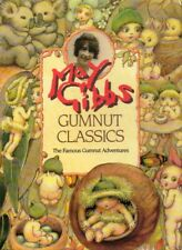 May Gibbs Gumnut Classics The Famous Gumnut Adventures HC Childrens BOOK