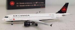 Aeroclassics ACCFNVV Air Canada Airbus A320-200 C-FNVV Diecast 1/400 Jet Model
