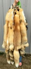 """Tanned Red Fox  Winter """"Heavy Fur"""" Western XL, some Imperfections (HRFWImper)"""
