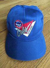 VINTAGE, CHICAGO CUBS, AMERICAN NEEDLE, ADJT. SNAP-BACK HAT, SUPER RARE (1990's)