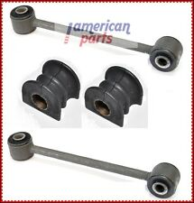 2x ANTI-ROLL SWAY BAR LINK + BUSHING FOR JEEP COMMANDER XK 2006-2010