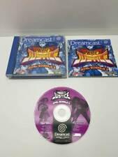 ۞ Sega Dreamcast PAL Project Justice Rival Schools 2 ۞Envío 24H۞