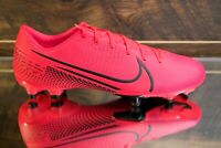 Nike Mercurial Vapor 13 Academy FG/MG Soccer Cleat Hyper Crimson Multiple Sizes