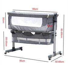 Portable Newborn Baby Crib Cradle Bed Side Sleeper Nursery Furniture 0-6 Months
