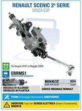 PIANTONE Servosterzo Elettrico Renault Megane Scenic II senza ESP
