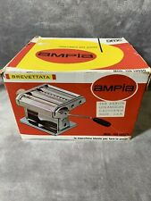 Vintage OMC Marcato Ampia Tipo Lusso 150 Pasta Maker  Made in Italy, CLEAN!!!!