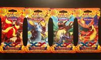 (X1) Pokemon English Blister Booster Pack XY Flashfire  Sealed and Unweighed