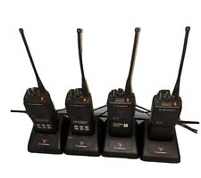 Lots of 4 Motorola MTS 2000/MTX With Chargers.