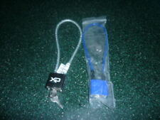 Cable Gun Locks. Set of Two (one is Springfield Xd)