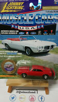 Johnny Lightning Muscle Cars 1968 Dodge Charger  (CG04)