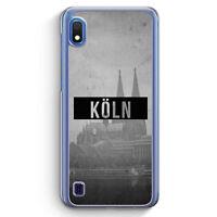 SW Köln Hülle für Samsung Galaxy A10 Motiv Design Cover Hardcase Handyhülle S...