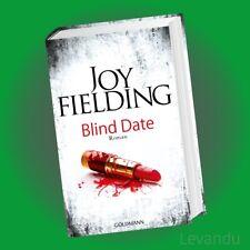 BLIND DATE | JOY FIELDING | Roman / Thriller (gebundene Ausgabe) - NEU