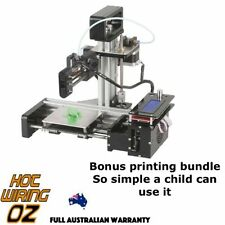 3D Printers with Adjustable Layer Thickness