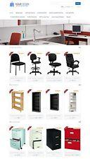 Amazon Affiliate Website - Office Furniture Store