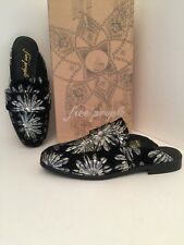 Free People Brocade At Ease Loafer Mule Size 36 *NEW