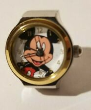 Mickey Mouse finger watch (rare, Disney) SHIP FREE pinky watch