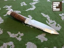 """""""spas-1"""" special version EMERCOM Combat Camping Hunting knife Zlatoust Russian"""