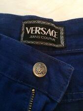 Una vez usado-Versace Jeans (azul sódico) - Talla W32 L34