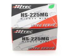 Hitec HS-225MG Mighty Mini Metal Gear BB RC Servo HS225MG HS225 225MG 225