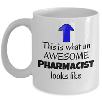Awesome pharmacist - Funny Pharmacy student teacher professor mug - Chemistry
