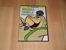 MAGUILA GORILA LOCAS AVENTURAS DE HANNA - BARBERA EN DVD NUEVO PRECINTADO