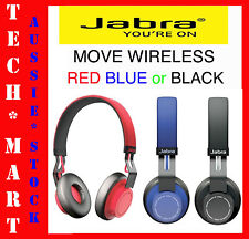 Jabra◉Move Wireless◉Bluetooth Cordless Headset◉iPhone 5 5S 5C 6S GALAXY S4 S5 S6