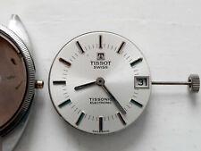 Vintage Tissot Tissonic Electronic Watch Movement 1970' (Repair / Parts)