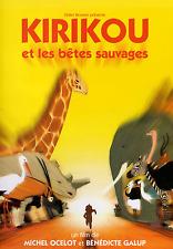 Bande annonce cinéma trailer 35mm 2005 KIRIKOU bêtes sauvages animation Ocelot