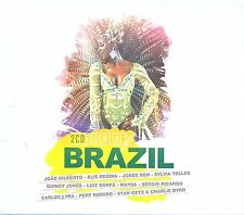 CD NEUF - BRAZIL - 2 CD Essentials - C6