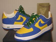 Nike Air Force 1 Premium Brazil Brasil 2006 World Cup WC Neymar Size 11.5
