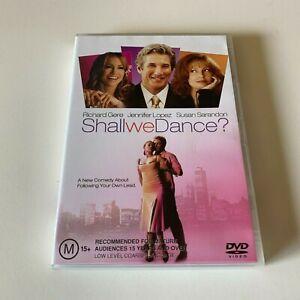 Shall We Dance? DVD Region 4 AU Richard Gere Awesome Movie