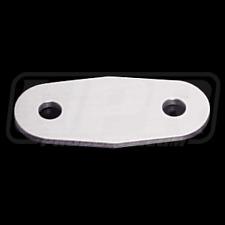96-04 4.6 Mustang GT or Cobra Billet Aluminum EGR delete plate kit Black /& Skull