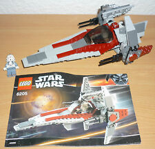 Lego Star Wars 6205 V-Wing Fighter v. 2006 + OBA