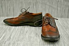 Frye Paul Wingtip 3480597 Dress Shoes, Men's Size 9.5D, Brown