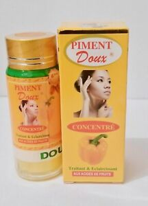 2 X PIMENT DOU SERUM Fruit ACIDS 60 ML 💯 Original