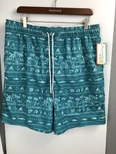Margaritaville Men's Swim Short Size Large NWT