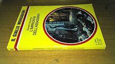 GIALLO MONDADORI # 2269-CORNELL WOOLRICH-L'IMPRONTA DELL'ASSASSINO-1992