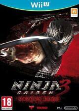 Ninja 3 Gaiden Rasier Edge Wii U - 1st Class Lieferung