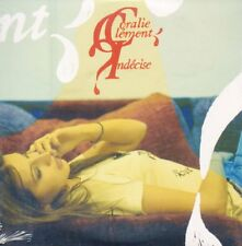 ★☆★ CD SINGLE Coralie CLEMENT	Indécise Promo 1-track CARD SLEEVE NEUF SC    ★☆★