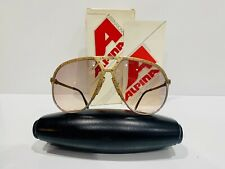 Alpina M1 Medium Aviator Sunglasses