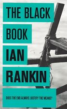 THE BLACK BOOK BY IAN RANKIN, PAPERBACK (A FORMAT)